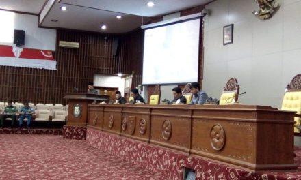 Paripurna DPRD Provinsi Bahas RP-APBD