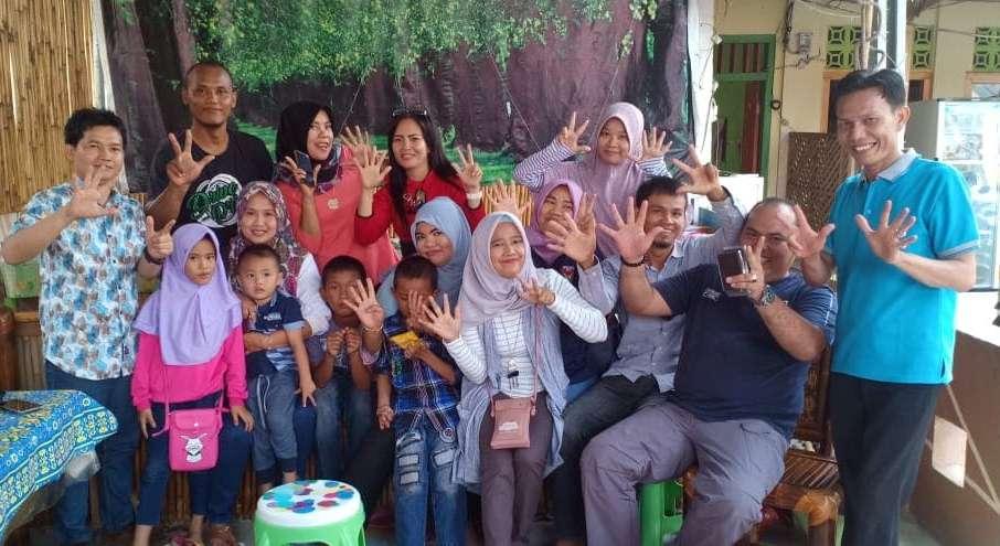 Alumni SMA Muhammadiyah I, All Out Dukung Aurego Jaya ke Parlemen