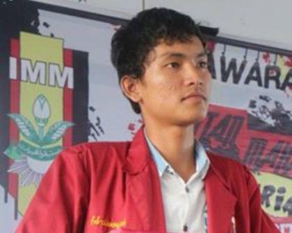 Jaka Dernata Terpilih,  Pimpin IMM Cabang Kota Bengkulu