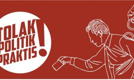Stop Politik Praktis Masuk Kampus di Tahun Politik !