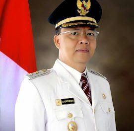 Jokowi Lantik Gubernur Bengkulu Dr H Rohidin Mersyah
