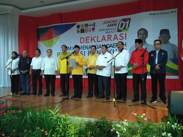 Deklarasi Lanjutkan Jokowi 2 Periode