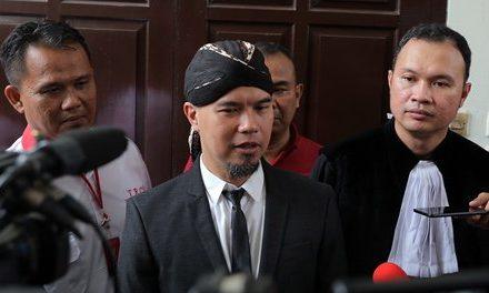 Ahmad Dhani di Vonis 1,5 Tahun Penjara