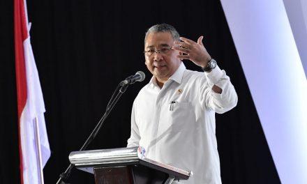 Menteri Eko Tetapkan Bengkulu Utara Sebagai Penghasil Ikan Patin