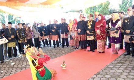 Kunker : Gubernur Hadiri Paripurna HUT KE – 70 DPRD Bengkulu Selatan