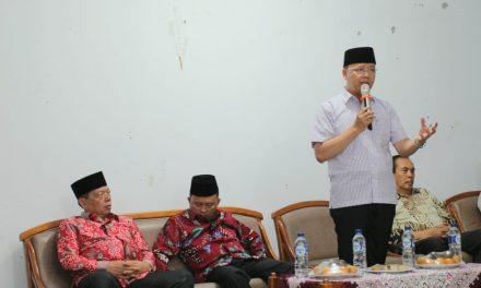 Dikbud Provinsi Gelar Pertemuan Bersama Kepsek SMA/SMK Se-Bengkulu Selatan