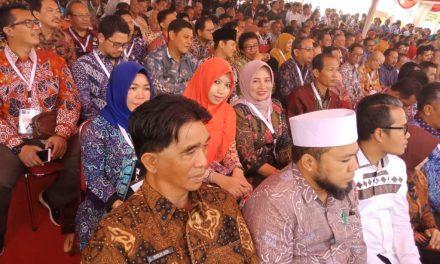 Walikota Menghadiri Pembukaan Harkonas 2019 Di Bandung