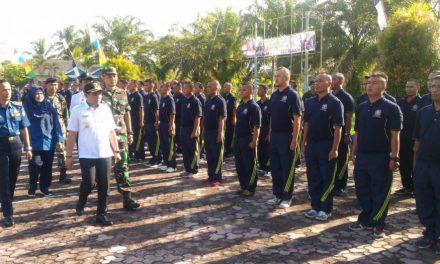 Wawali Menurunkan 183 PBK Kota Bengkulu ikuti Pelatihan