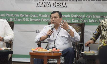 Sekjen Kemendes PDTT : Provinsi Bali Patut Jadi Contoh