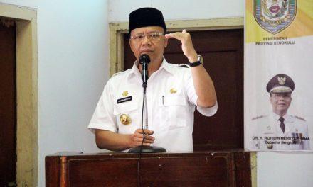 Ini Deklarasi Gubernur Bengkulu dan Ketua Partai Soal Cawagub