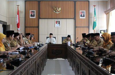 Gubernur Bengkulu Minta Pembangunan Infrastruktur di Percepat
