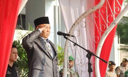 Pemprov Bengkulu Gelar Upacara Hari Kebangkitan Nasional
