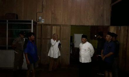 Sekda Turun Langsung Tinjau Lokasi Banjir di Bengkulu Tengah