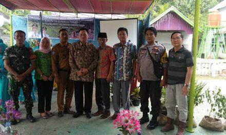 Sefti Feriyadi Hadiri Acara Pelaksanaan Penilaian Evaluasi Perkembangan Desa