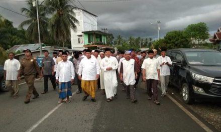Agenda Rutin : Safari Ramadhan di Mukomuko Gubernur Bengkulu Beri Bantuan Rp 100 Juta