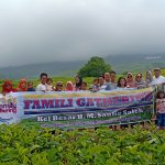 Jalin Silaturahmi Keluarga Besar H.M Saufi'e Saleh Lakukan Family Gathering ke Gunung Dempo Pagar Alam