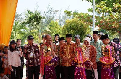 Event Tingkat Nasional Telah di Buka, Festival Bumi Rafflesia TOP 100 Calendar Of Event
