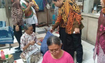 Kampung Batik di Kota Solo Jadi Contoh Untuk Kota Bengkulu