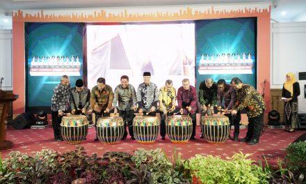 Rohidin Mersyah : Buka Acara Rakor Gubernur Se-Sumatera di Balai Raya Semarak Provinsi Bengkulu