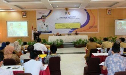 Dinas PUPR Gelar Sosialisasi Program Kegiatan UPTD Bersama Kapolda Bengkulu