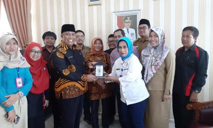 Diskominfotik Terima Audensi Persatuan Radio Siaran Swasta Nasional Indonesia