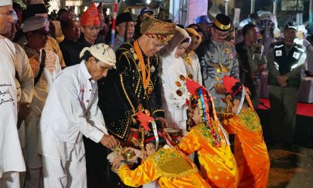 Masyarkat Provinsi Bengkulu Padati Lapangan Merdeka Untuk Saksikan Event Bergengsi