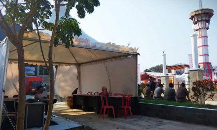 Diskominfotik Provinsi Bengkulu Sediakan Wifi Gratis di Area Stand Tabut