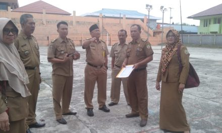 Disperindag dan DiskopUKM Provinsi Bengkulu Melakukan Peninjauan Lokasi Kuliner Porwil