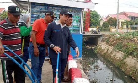 Walikota Berasma Wakil walikota Ikuti Bhakti Gotong Royong di Kelurahan Semarang