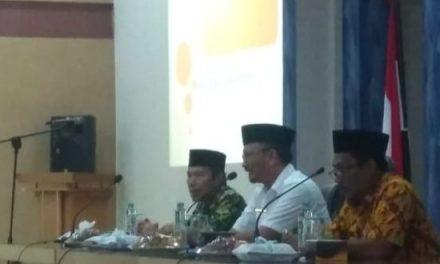 Sosialisasi E-Disposisi Pemkot di Buka Langsung Oleh Sesda Kota Bengkulu