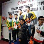 Berhasil Raih Medali Emas Membawa Provinsi Bengkulu Untuk PON XX
