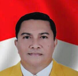 Kaka Jodho Resmi Plt Ketua DPD Partai Golkar BU