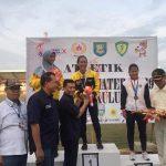 Persembahan Medali Emas Kedua Cabor Atletik Oleh Hasruni