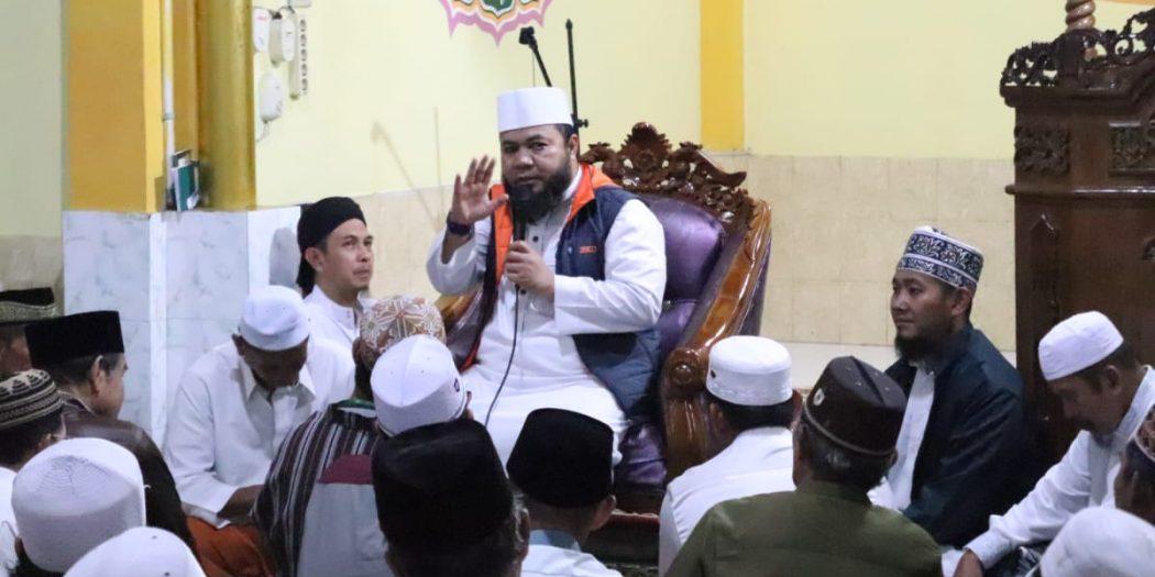 Salah Satu Alat Ukur Agama Makmurkan Masjid