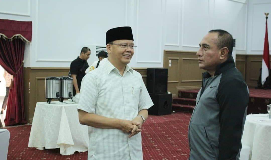Gubernur Edy: Bengkulu Akan Menjadi Provinsi yang Semakin Maju