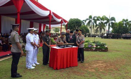 Kapolri Jendral Pol. Drs. Idham Azis, M.Si Ucapkan Selamat Pada Polda Bengkulu Atas Pengukuhan Tipe A