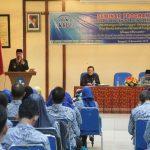 Seminar Program KKBPK : Rohidin Berikan Bantuan Kendaraan Operasional Untuk Para Penyuluhan Lapangan
