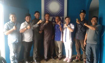 Pitra Martin Kembalikan Berkas Penjaringan Bakal Calon Bupati di Partai PAN