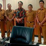 Cegah Tindakan Pidana Korupsi : Sekda Kabupaten Mukomuko Penuhi Undangan Tim KORSUPGAH KPK RI