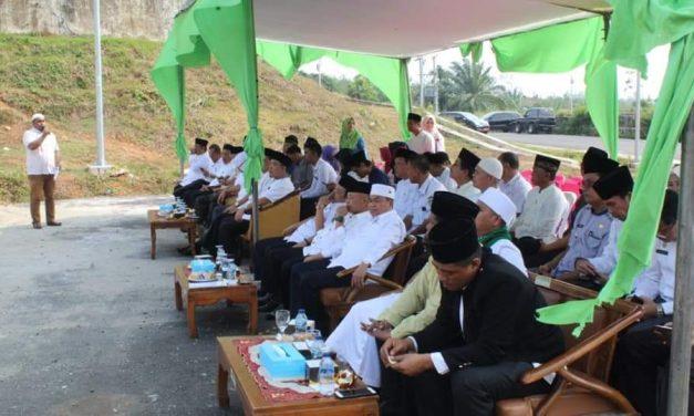 H.Amrul Resmikan Mushola Al-barokah Sekaligus Peringati Maulid Nabi Muhammad SAW 1441 H