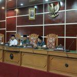 Rapat Paripurna DPRD Kota : Jawaban Walikota Terhadap Pandangan Umum Fraksi-fraksi