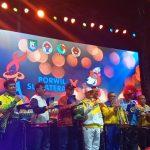 Porwil ke X : Event Bergengsi Resmi di Tutup Gubernur Provinsi Bengkulu