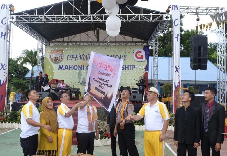 Kapolda Bengkulu Hadiri Hut Sma Negeri 2 Kota Bengkulu Media Online
